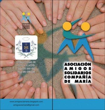 AMIGOS SOLIDARIOS - Compañía de María