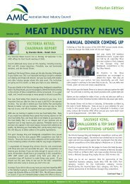 VIC October 2006.qxp - Australian Meat Industry Council