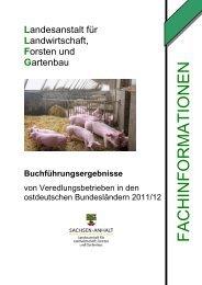 F A C H IN F O R M A T IO N E N - LLFG - Sachsen-Anhalt