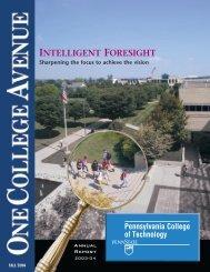 393.3 Fall04 OCA.indd - Pennsylvania College of Technology