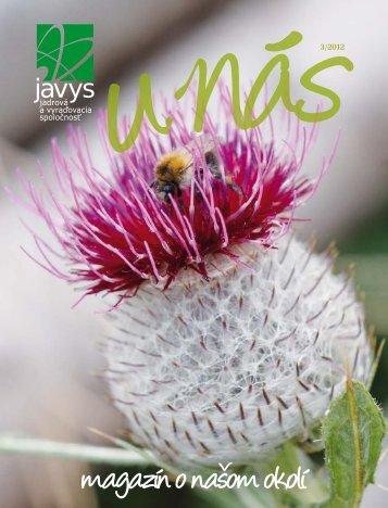 PDF, 3,8 MB - Javys, as
