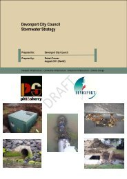 Devonport City Council Stormwater Strategy