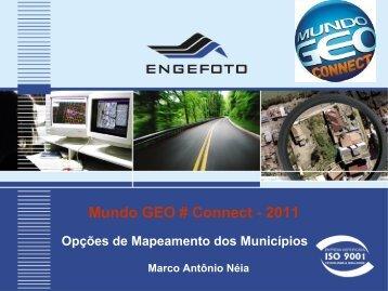 Mundo GEO # Connect - 2011