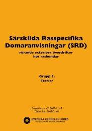 grupp 3 - Svenska Kennelklubben