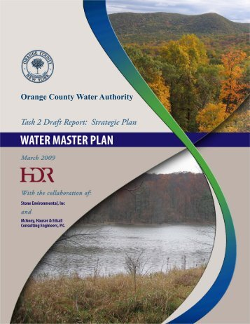 2) Task 2 Report - Orange County Water Authority