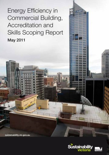 EE in Commercial Building - Accreditation Skills Scoping - Report ...