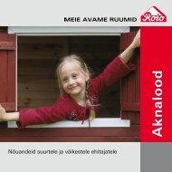 Aknalood - Roto