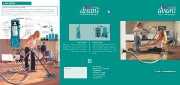 Prospekt Home-Bereich - Disan