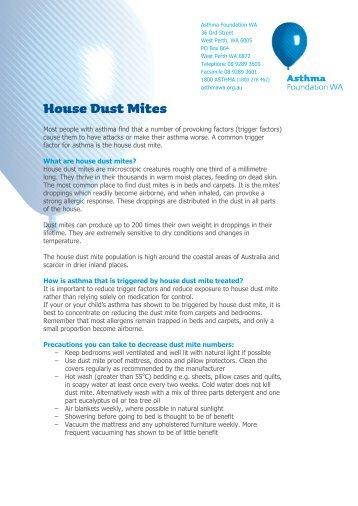 asthma in australia 2011 pdf