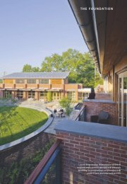 THE FOUNDATION - Jefferson Scholars Foundation