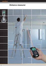 laser distance meters - Spot-on.net