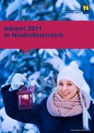 Advent 2011 in Niederösterreich