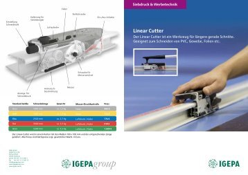 Linear Cutter