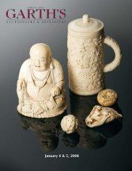Asian, European & Modern Decorative Arts - Garth's Auctions, Inc.