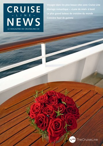 NEWS - The Cruise Line AG