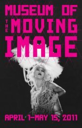 April 1-May 15.pdf - Museum of the Moving Image