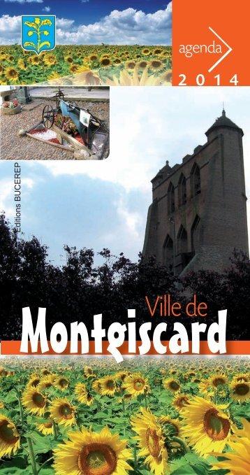 Agenda : Montgiscard - Les Agendas des Mairies
