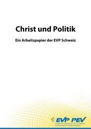 Christ und Politik - EVP
