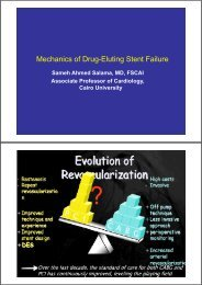 Mechanics of Drug-Eluting Stent Failure