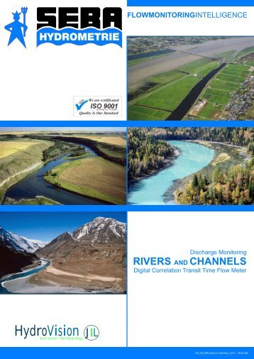 rivers and channels