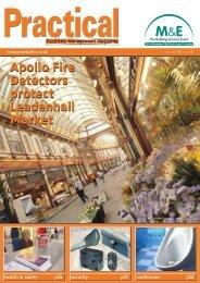 Apollo Fire Detectors protect Leadenhall  Market Apollo Fire ...