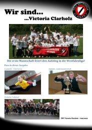 Newsletter Juni 2012 - TSV Victoria Clarholz