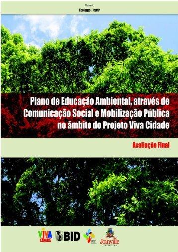 Avaliação Final - Prefeitura de Joinville