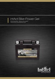 intAct Bike-Power Gel - Accu-Profi
