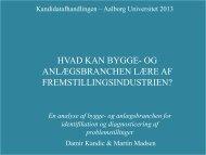 Vinderne: Damir Kandic og Martin Madsen - Lean Construction - DK