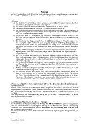 Protokoll 38b 08-07-2008 - Hittisau