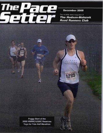 December 2008 - Hudson Mohawk Road Runners Club