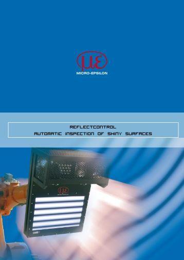 Data sheet reflectCONTROL (PDF, 422 KB)