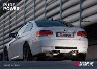 PURE POWER. - Turner Motorsport