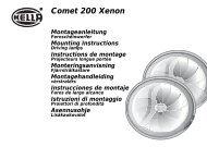 Hella Comet 200 Xenon 1 - Off-Road-Light.RU