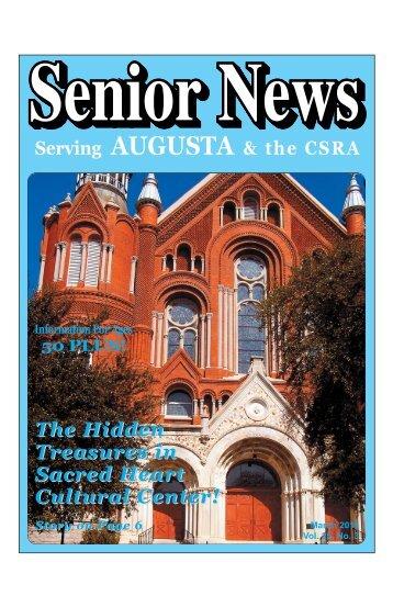 March - Senior News Georgia
