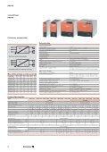 Data sheet • Functional Electronics - Page 2