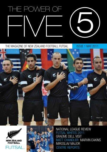NATIONAL LEAGUE REvIEW FUTSAL WHITES ... - Futsal4all - Futsal