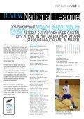 NATIONAL LEAGUE REvIEW FUTSAL WHITES ... - Futsal4all - Futsal - Page 3