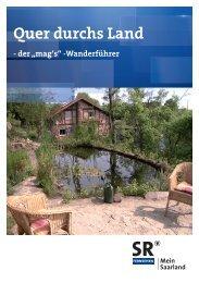 Von Schattertriesch zu den Schwarzrinder Seen - Saarländischer ...