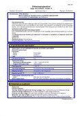 Sikkerhedsdatablad - Stihl - Page 4