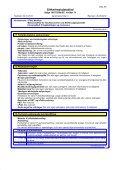 Sikkerhedsdatablad - Stihl - Page 5