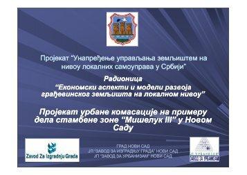 Miseluk III - Novi Sad- prezentacija radionica 08.02.2011 ...
