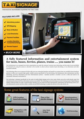 Taxi Signage Fact Sheet 1 A4.psd - Acquire Digital