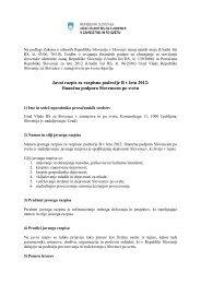 besedilo razpisa - Urad Vlade Republike Slovenije za Slovence v ...