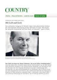 Mit Leib und Seele - Otto Geisel