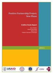Positive Partnership Project, New Phase