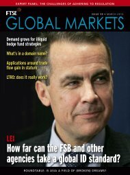 How far can the FSB and other agencies take a ... - Dragon Capital