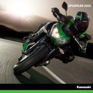 sportLEr 2013 - Kawasaki E-brochure - Kawasaki Motors Europe NV
