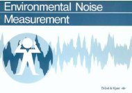 Environmental Noise Measurement - CAFE Foundation