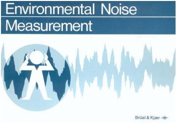 Environmental Noise Measurement - CAFE Foundation